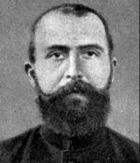Supuesta foto del Hombre de Taured. Foto tomada de la enciclopedia de razas.