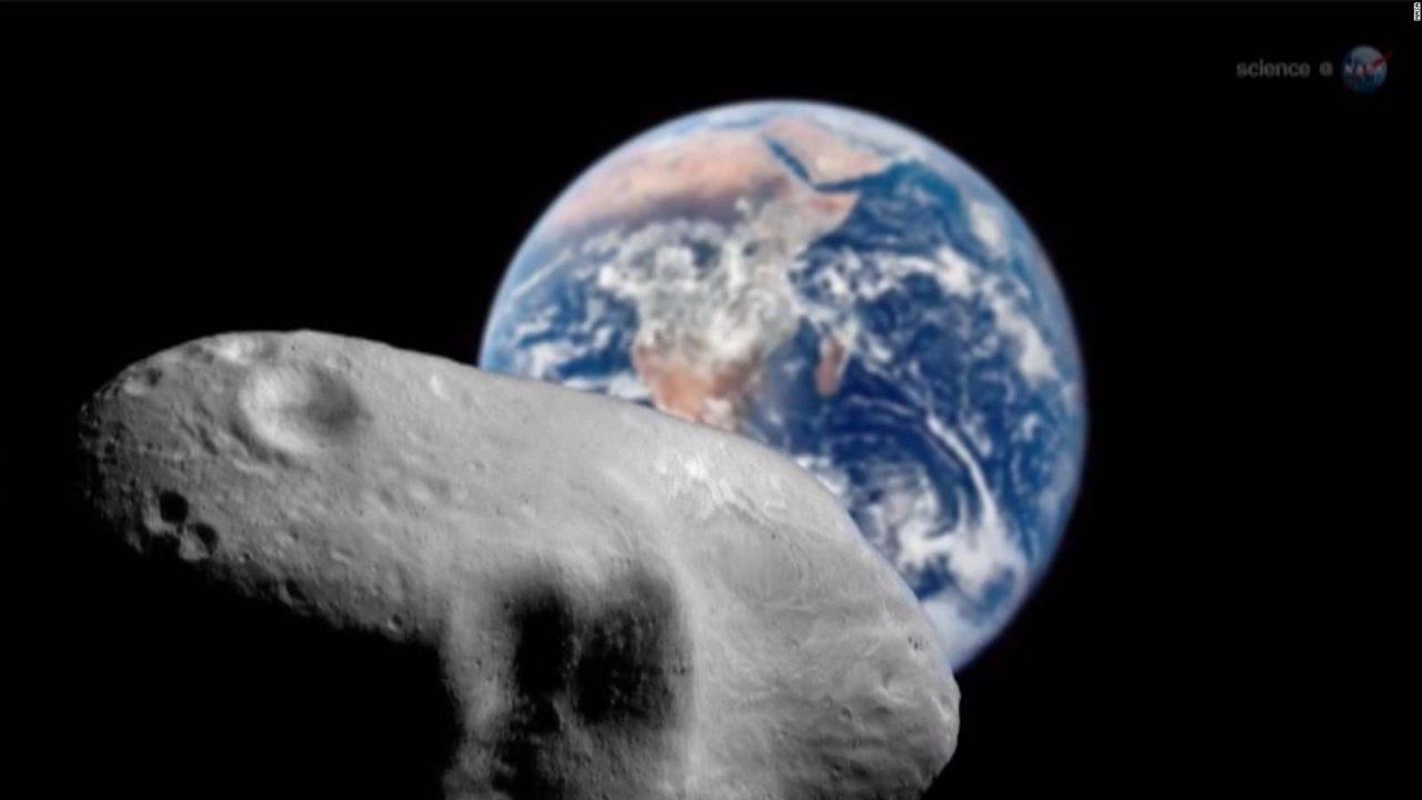 Expertos espaciales se reunirán a fin de mes para diseñar un plan en caso un asteroide golpee la Tierra