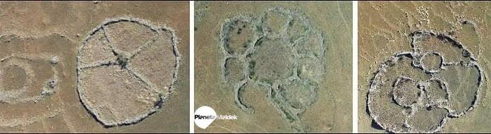 Antigua ciudad Anunnaki de 200.000 años en Sudáfrica