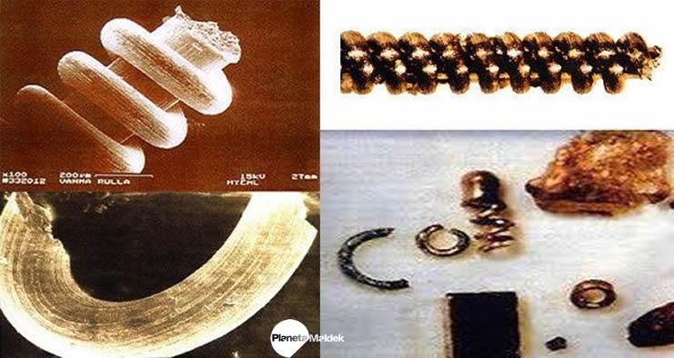 Artefactos imposibles, ¿nanotecnología en la prehistoria?