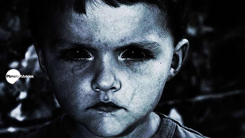 Fenómeno de los Niños de Ojos Negros