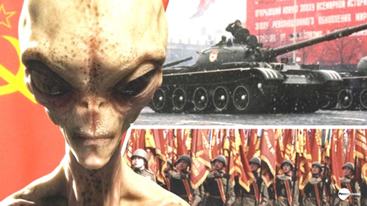"""KGB y el programa secreto de intercambio con """"extraterrestres"""""""