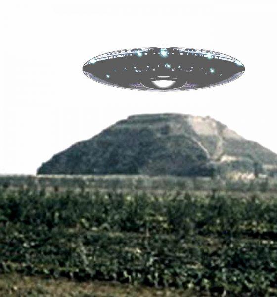 """Pirámides antiguas de China y las evidencias """"alienígenas"""" halladas"""
