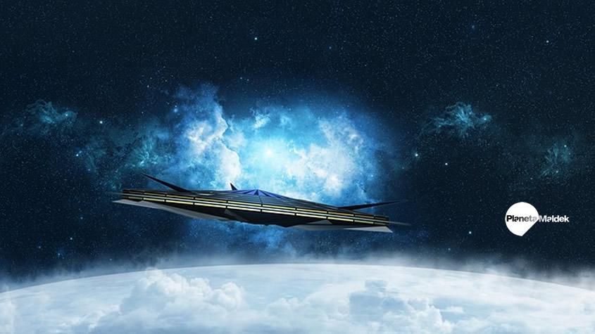 ¿Se desarrollaron naves en base a tecnología OVNI en el S4?