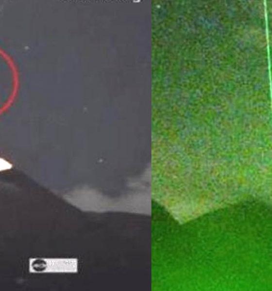 Alta actividad OVNI detectada en volcanes Popocatépetl y Etna
