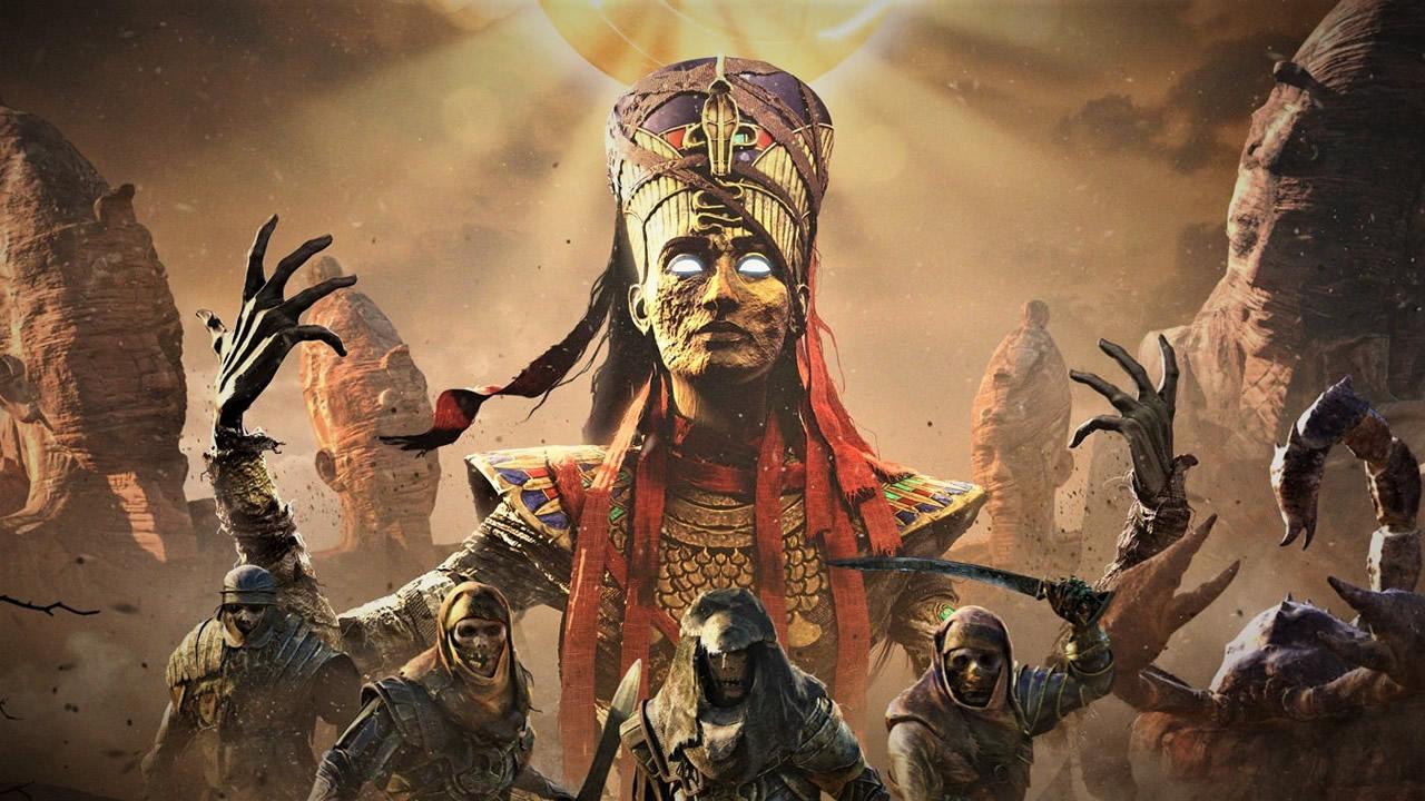 Faraones alienígenas en el antiguo Egipto