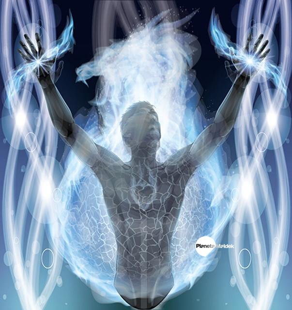 El alma es energía