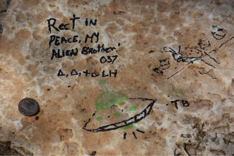 Incidente Ufo Crash Aurora y la tumba de un alienígena