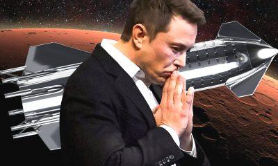 """Libro de 1948 predice que alguien llamado """"Elon"""" llevará humanos a Marte"""