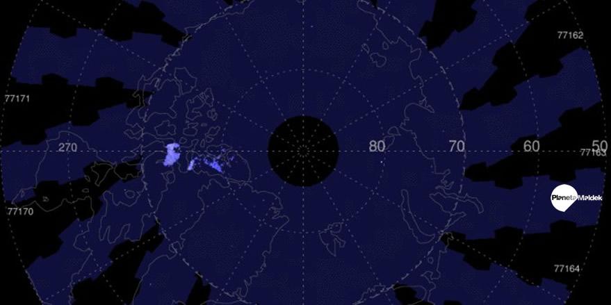Fenómeno inusuales en la atmósfera terrestre superior de la Tierra