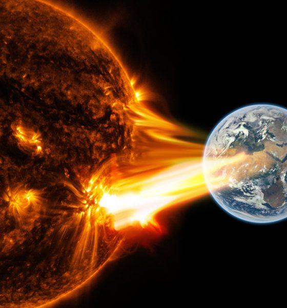 Tormenta geomagnética golpeará la Tierra esta semana
