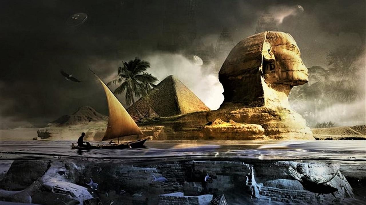"""""""La Gran Esfinge de Egipto tiene 800.000 años"""", afirman investigadores y aportan evidencias"""