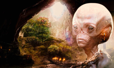 ¿Existe otra civilización avanzada viviendo debajo de nuestros pies?