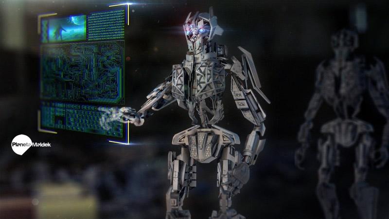 Máquinas extraterrestres