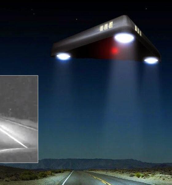 Extraño caso MUFON en California: OVNI cruza a baja altura cerca de automóviles