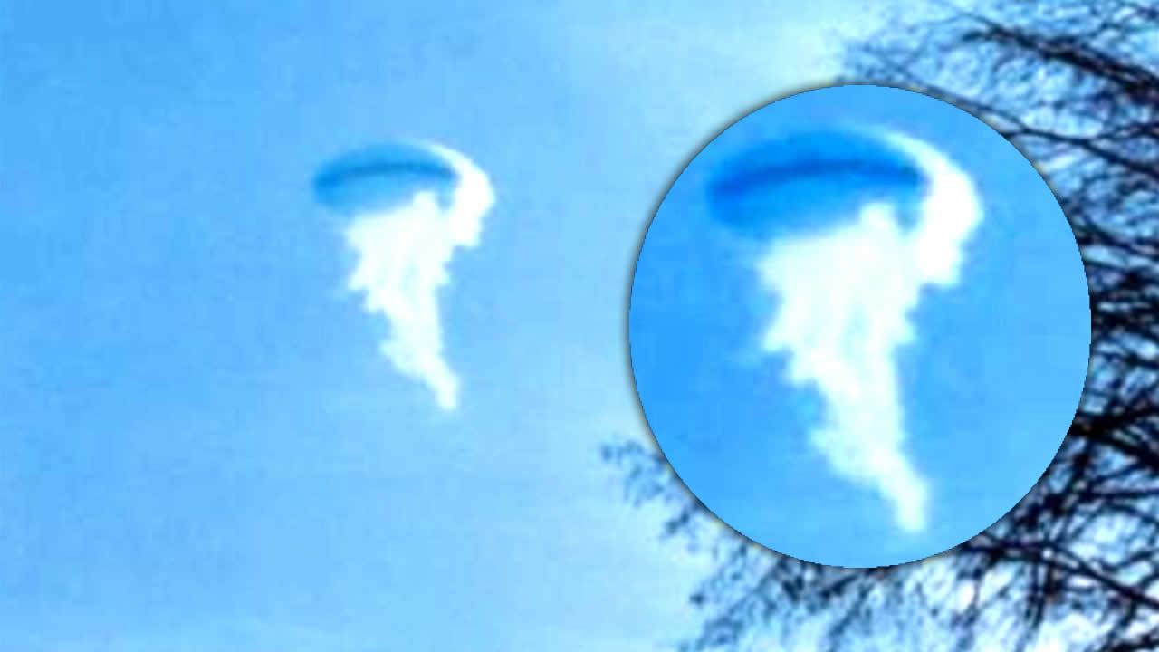 ¿Pueden los OVNIs ser entidades vivientes? Investigador así lo cree