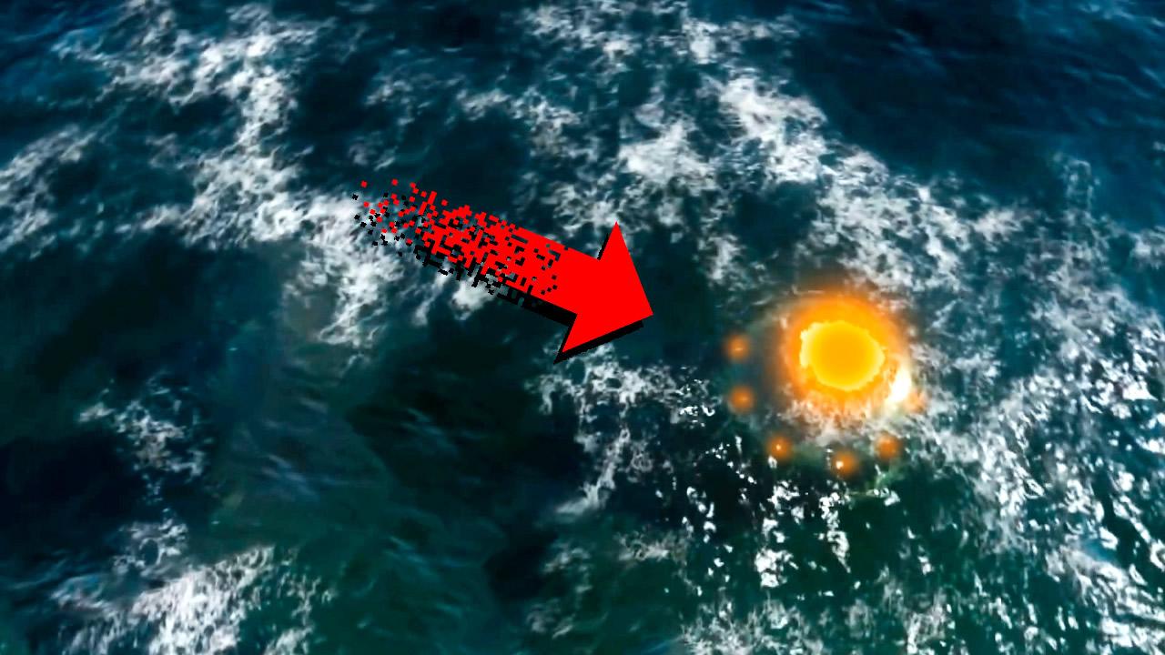 OVNIs vienen de las profundidades del océano, dice ufólogo