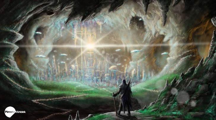 ¿Existe una civilización en el interior de la Tierra?