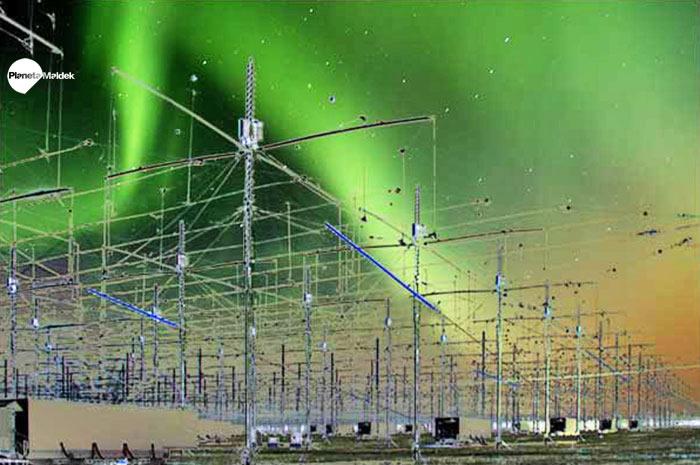 HAARP, un arma para manipular el clima