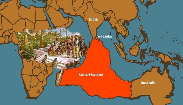 Lemuria - Kumari Kandam