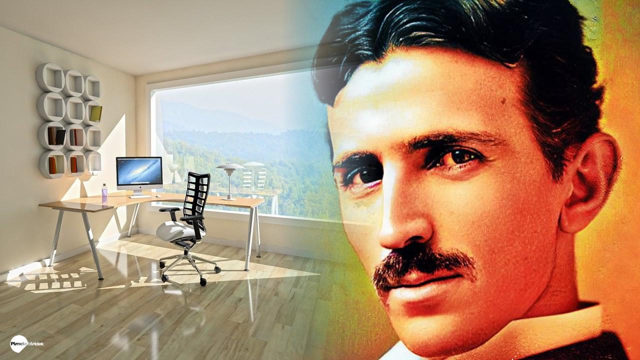 El Genio olvidado Nikola Tesla y sus impresionantes predicciones
