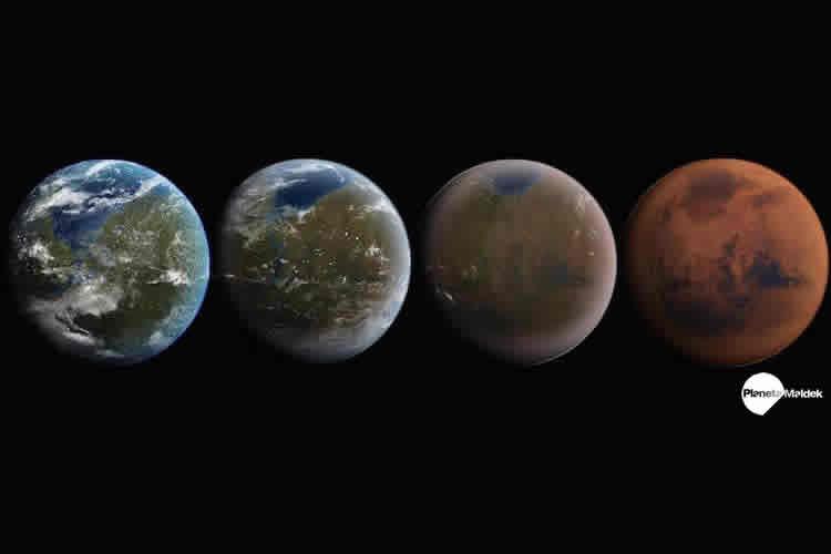 ¿Están terraformando la Tierra?