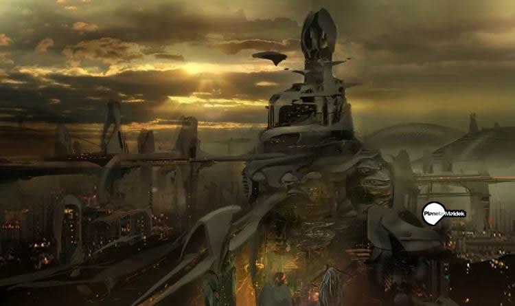 Civilización alienígena