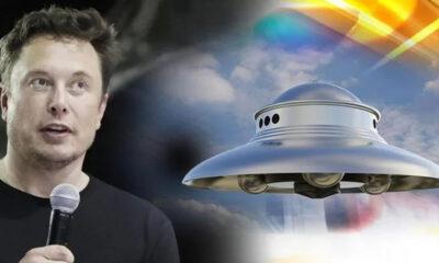 """Elon Musk afirma que """"los OVNIs existen"""""""