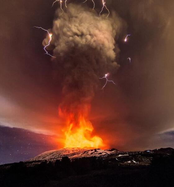 Una erupción volcánica enorme podría desatarse en Islas Canarias luego de 4200 micro-terremotos
