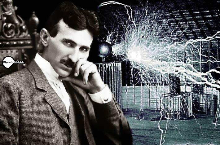 Nikola Tesla y la tecnología antigravedad