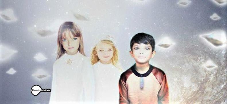 Nuevos humanos y niños híbridos