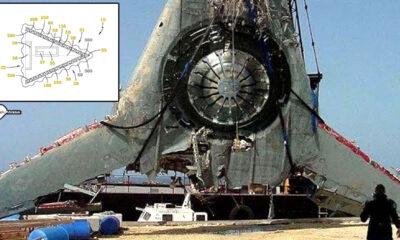 Patentes de la Marina de EE. UU. sugieren que Ejército posee tecnología alienígena