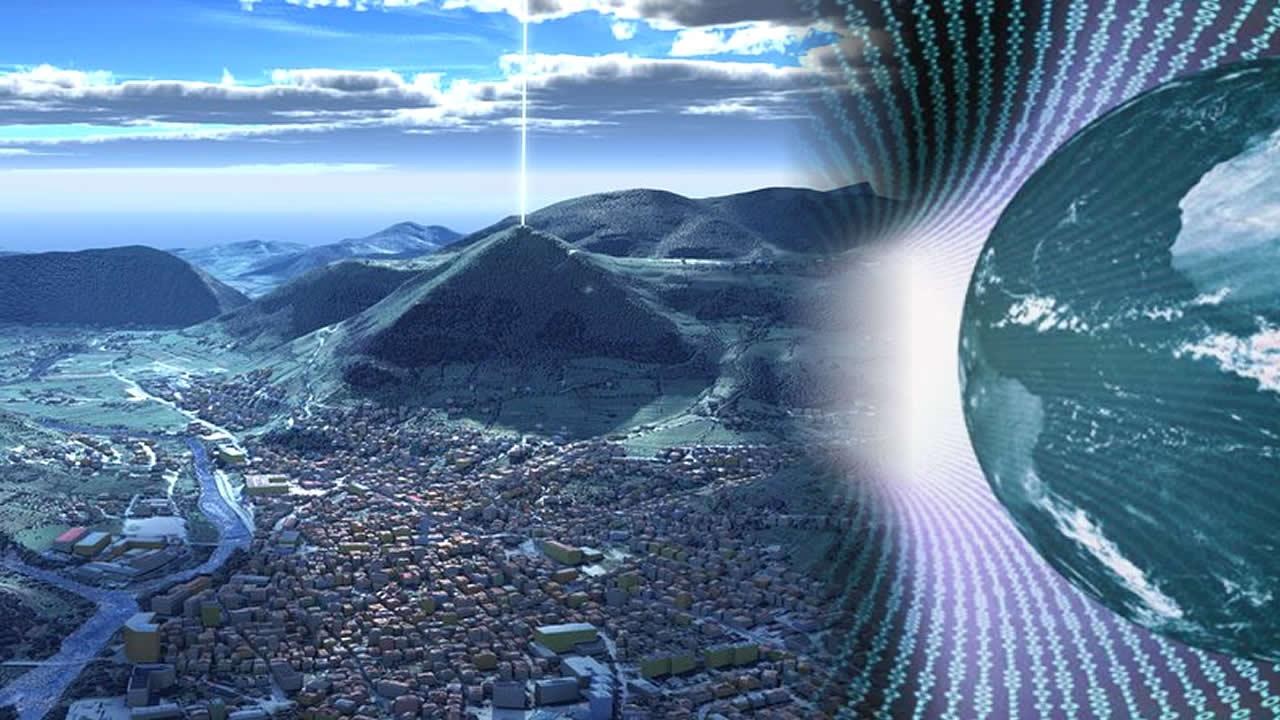 Teoría de la Internet Cósmica: estructuras piramidales forman Red de Comunicación Intergaláctica