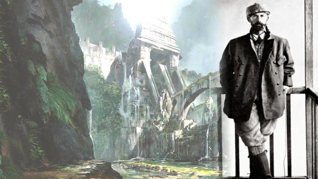 La ciudad perdida de Z y la misteriosa desaparición de Percy Fawcett