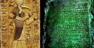 Tabla de Esmeralda: contiene los más grandes secretos de la humanidad