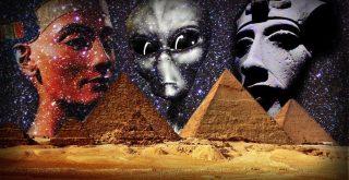 Faraones del antiguo Egipto eran híbridos alienígenas y humanos